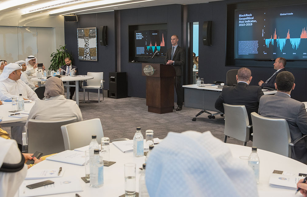Ahli Capital Investment Company Hosts Investors Forum in Partnership with BlackRock